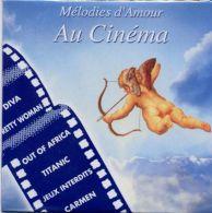MELODIES D'AMOUR AU CINEMA BIZET / HAENDEL / DEBUSSY, CATALINI/ VERDI / BACH / MOZART - Soundtracks, Film Music