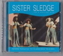 9 Greatest Hits Sister Sledge - Musiques Du Monde