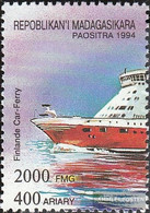 Madagascar 1759 (complete.issue.) Unmounted Mint / Never Hinged 1994 Vessels - Madagascar (1960-...)