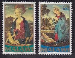 Malawi. Noël.  702.704 - Malawi (1964-...)