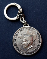 Porte-clé 20°Ans SNPT Syndicat National De Personnels En Tenue, 1947-1967 - Police