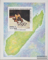 Madagascar Block255 (complete.issue.) Unmounted Mint / Never Hinged 1994 Crafts - Madagascar (1960-...)