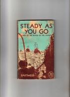 Livre - Steady As You Go - Bartimeus - 1943 - V.O - - US Army