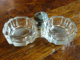 Ancien Saleron Cristal - Glass & Crystal