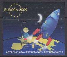 Europa Cept 2009 Kosovo M/s ** Mnh (31345) - 2009