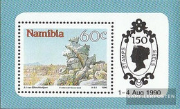 Namibia - Southwest Block12 (complete Issue) Unmounted Mint / Never Hinged 1990 Attractions - Namibia (1990- ...)
