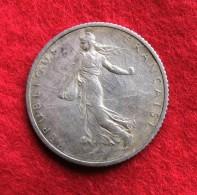 1 Franc  Semeuse 1916 - H. 1 Franco
