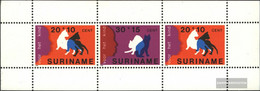 Suriname Block22 (complete Issue) Unmounted Mint / Never Hinged 1978 Youth - Surinam