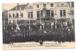 Lebbeke Jubelfeesten 3 Mei 1908 Nr 7 Climan Ruyssers - Lebbeke