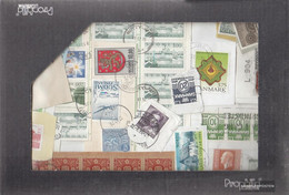 Northern Europe 100 Grams Kilo Goods Fine Used / Cancelled Scandinavia With At Least 10% Special Stamps - Europe (Other)