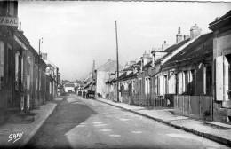 MAMERS - Rue Edmond Rottier Le Tabac Voiture Avec Bidons De Lait - Mamers