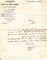 77 SAINT-OUEN Sur MORIN  Carrières Du Bois Des  Meulières Env.LA FERTE Sous JOUARRE - Autres