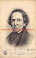 Liebmann Beer Giacomo Meyerbeer - Singers & Musicians