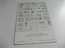 USI E COSTUMI ROMANI TESSERE OSSEE PER SPETTACOLI PUBBLICI - Genealogia