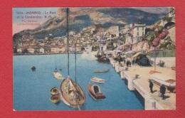 Monaco  -- Le Port Et La Condamine - Harbor