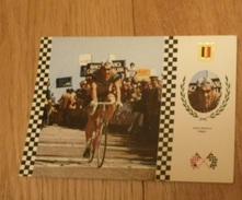 EDDY MERCKX  Coureur Cycliste Belge MOLENI Escudo De Oro N°1 Serie Ciclismo - Cycling