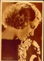 Cartolina Attrici Cinema - Betty Stockefeld - Formato Grande Non Viaggiata - Acteurs