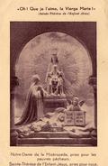 IMAGE PIEUSE Souvenir De La Bénédiction Solennelle De La Chapelle Chaillé Les Marais 1935 - Devotion Images