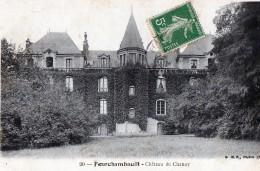 [58] Nièvre> Non Classés Fourchambault Chateau De Chanay - Ohne Zuordnung