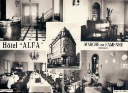 Marche-en-Famenne Hôtel Alfa (propriétaire Mr G Van Der Veen - Marche-en-Famenne