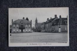 LA GUERCHE - Place Du Marché - Otros Municipios
