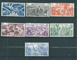 Colonie PA Des Cotes De Somalis   De 1946  N°13 A 19   Neufs * - French Somali Coast (1894-1967)