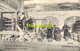CPA EXPOSITION DE BRUXELLES 1910 PAVILLON MOET ET CHANDON - Expositions
