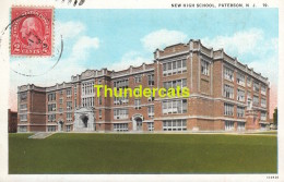 CPA  NEW HIGH SCHOOL PATERSON NEW JERSEY - Paterson