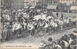 59 - CARNAVAL DE ROUBAIX 1908 B -  Cyclistes -  ELD - Très Bon état - Roubaix