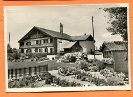 MAX-16  Chalet REstaurant Helmelig Sur La Chaux-de-Fonds. Cachet Militaire Feldpost, En 1954 - NE Neuenburg