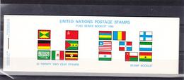 Flag Series Booklet 1985 - Sellos