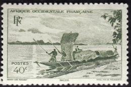 AOF 1947 -  YT  26 - Niger   -  NEUF* - Neufs
