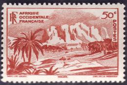 AOF 1947 -  YT  27 -  Paysage  -  NEUF** - Neufs