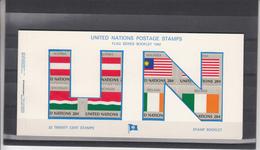 Flag Series Booklet 1982 - Sellos