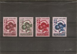 Serbie -Occupation Allemande ( 43/46 Oblitérés) - Serbia