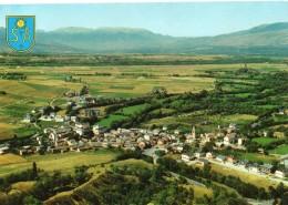 Saillagouse.. Belle Vue Aérienne Du Village La Sierra Del Cady - Autres Communes