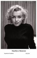 MARILYN MONROE - Film Star Pin Up PHOTO POSTCARD- Publisher Swiftsure 2000 (201/318) - Cartes Postales