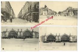 Lot De  10 CPA-ville De Tours-bel état - Tours