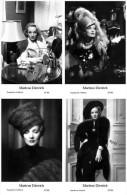 MARLENE DIETRICH - Film Star Pin Up - Publisher Swiftsure Postcards 2000 SET 141-44 - Artiesten