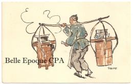China / CHINE - Sketches Of Chinese Life +++ Kelly & Walsh's Series +++++ SHANGHAI To West Hartford, CT, USA, 1939 +++ - China