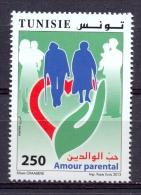 Tunisie/ Tunisia 2013 - Parental Love - Tunisie (1956-...)
