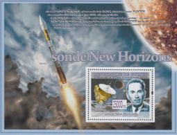 Guinea 2008 Atlas V Rocket And Sonde New Horizons MS - Africa