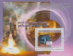Guinea 2008 USA MESSENGER Mercury  Spacecraft  MS - Space