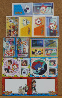Youkai Watch : Stickers - Merchandising