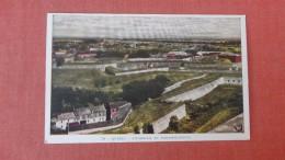 Quebec>  Citadelle  Fortifications -- --------- Ref  2306 - Quebec