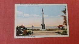 Quebec> Braves Monument - --------- Ref  2306 - Quebec