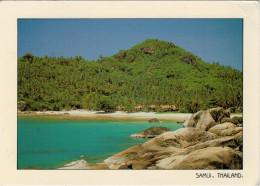 THONG  KIEN BAY--  SAMUI- ISLAND      (VIAGGIATA) - Tailandia