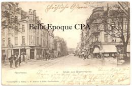 Bremen - BREMERHAVEN - Fährstrasse ++++ To SAN FRANCISCO, CA, USA, 1903 ++++ RARE - Bremerhaven