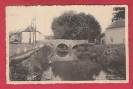 Ham-sur-Heure - Le Pont De L'Eau D'Heure - 1942 ( Voir Verso ) - Ham-sur-Heure-Nalinnes
