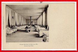 62 - BERCK -- Hôpital Maritime - Dortoir Des Filles - Berck